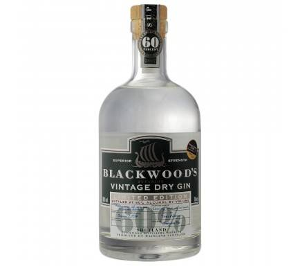 GIN BLACKWOOD VINTAGE DRY 70 CL