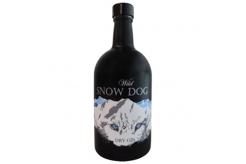 Gin Wild Snow Dog 70 Cl