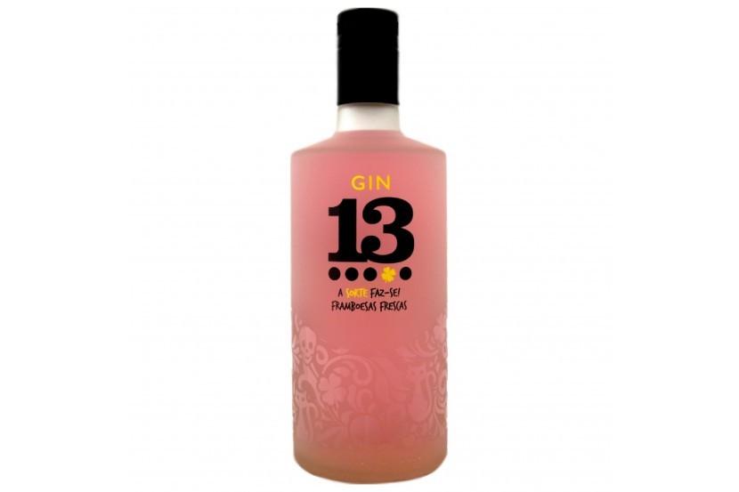 Gin 13 Framboesa 70 Cl