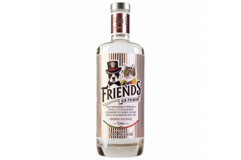 Gin Friends Premium Touriga Nacional 70 Cl