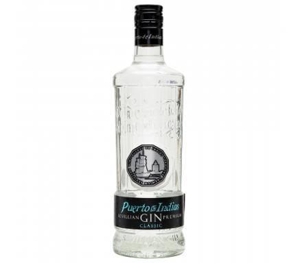 Gin Puerto De Indias Classic 70 Cl