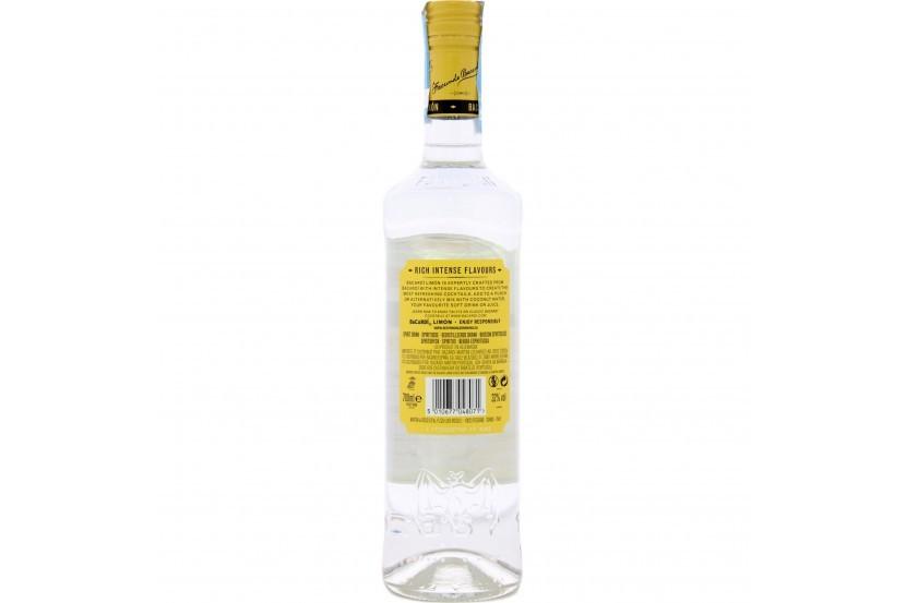 Rum Bacardi Limon 70 Cl