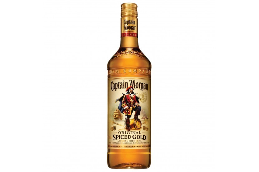 Rum Captain Morgan Spiced 70 Cl