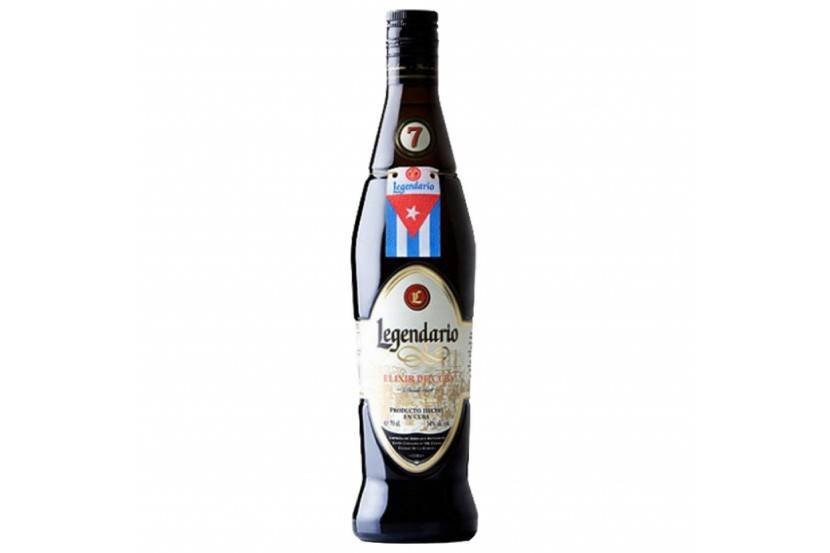 Rum Legendario Elixir 70 Cl