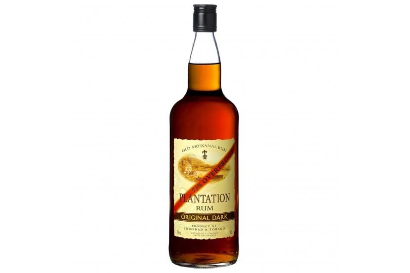 Rum Plantation Overproof Original Dark 70 Cl