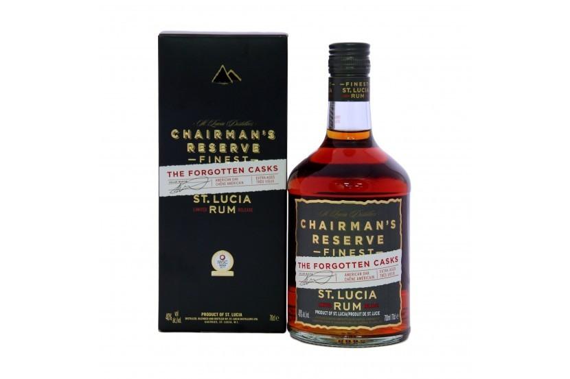 Rum Chairman's Reserve Forgotten Casks 70 Cl