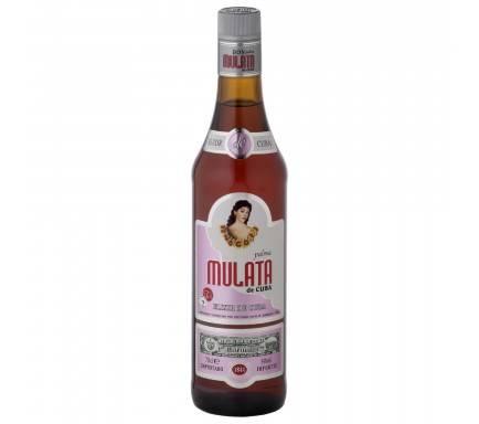 Rum Mulata Elixir 70 Cl