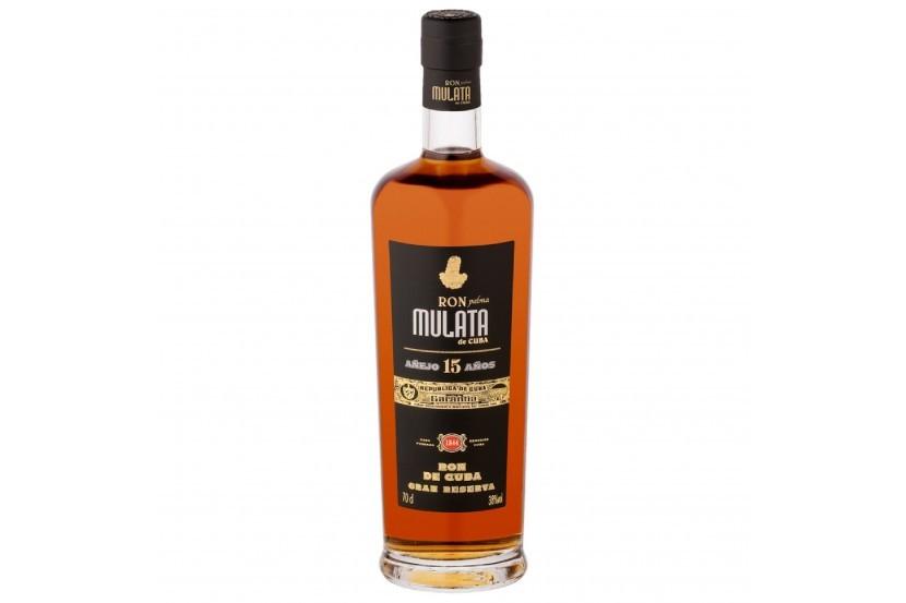 Rum Mulata 15 Anos 70 Cl