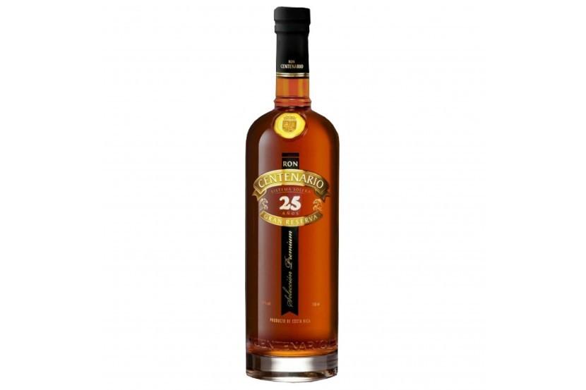 Rum Centenario 25 Anos 70 Cl
