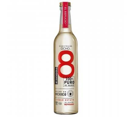 Tequila Ocho Reposado 50 Cl