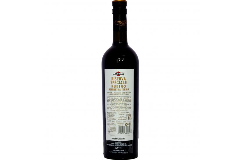 Martini Riserva Rubino 75 Cl