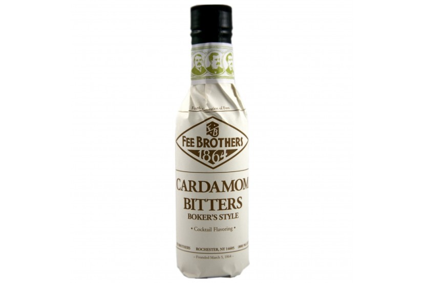 Fee Brothers Cardamom Bitters 15 Cl