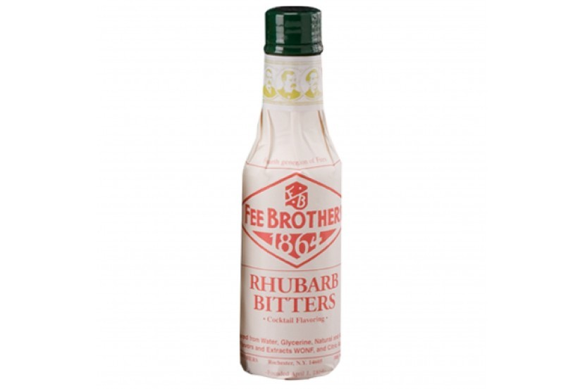 Fee Brothers Rhubarb Bitter 15 Cl