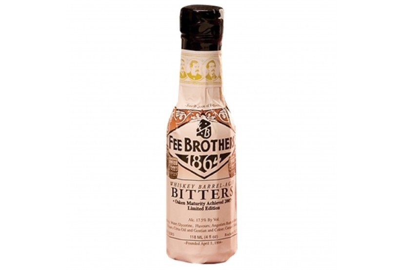 Fee Brothers Whisky Barrel Aged 15 Cl