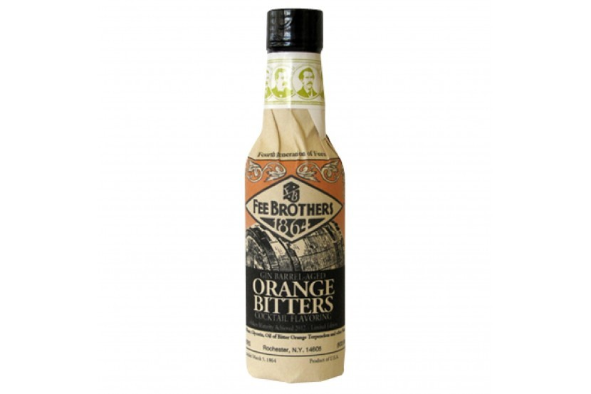 Bitter Fee Brothers Gin Barrel Aged Orange 15 Cl