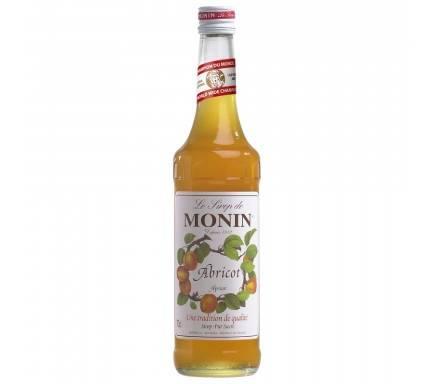 MONIN SIROP APRICOT 70 CL