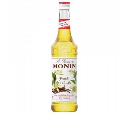 MONIN SIROP BAUNILHA FRANCESA 70 CL