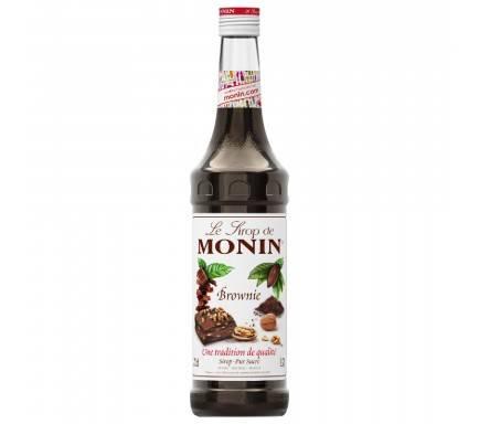 MONIN SIROP BROWNIE 70 CL