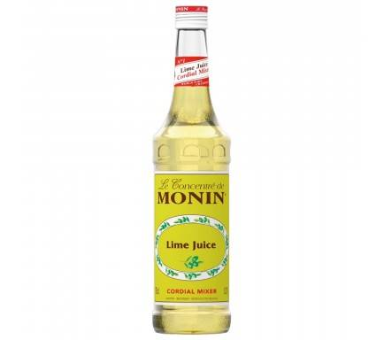 Monin Concentrado Lime Juice 1 L