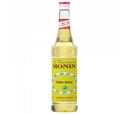 Monin Concentrate Lime Juice 1 L