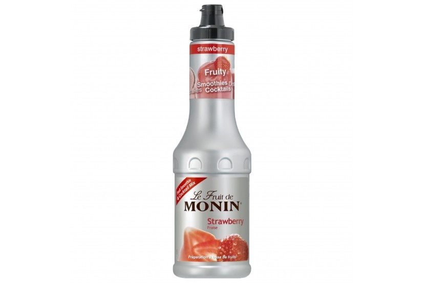 Monin Puree Morango 50 Cl