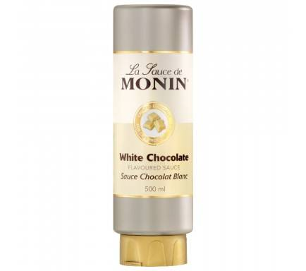 MONIN SAUCE WHITE CHOCOLATE 50 CL