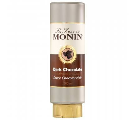 MONIN SAUCE CHOCOLATE NEGRO 50 CL