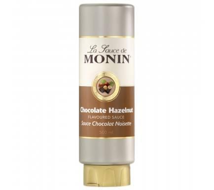 MONIN SAUCE NOISETTE (AVELÃ) 50 CL