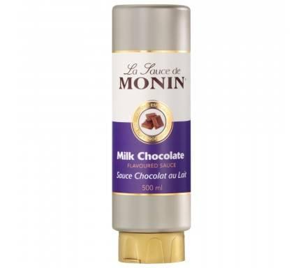 MONIN SAUCE CHOCOLAT AU LAIT 50 CL