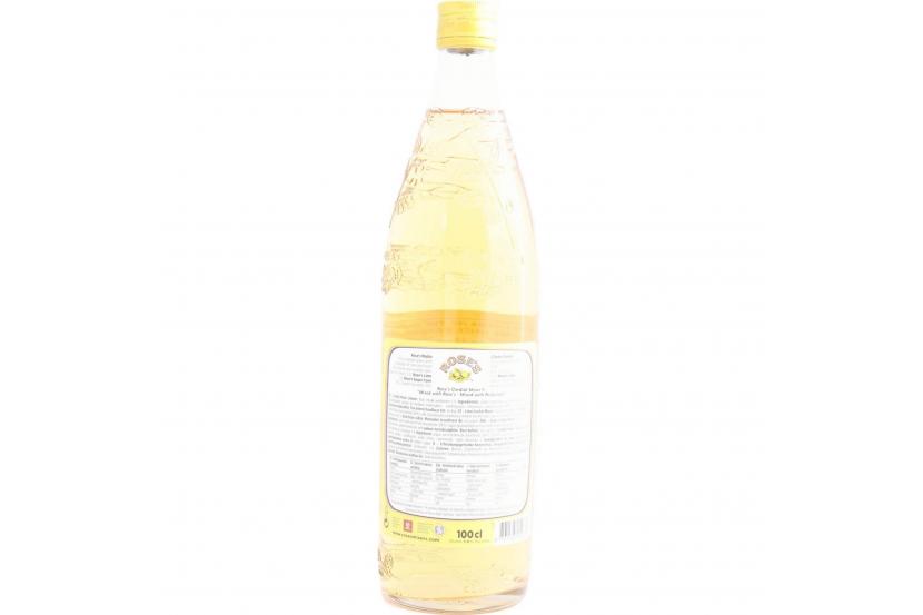 Xarope Lime Juice Rosés 1 L