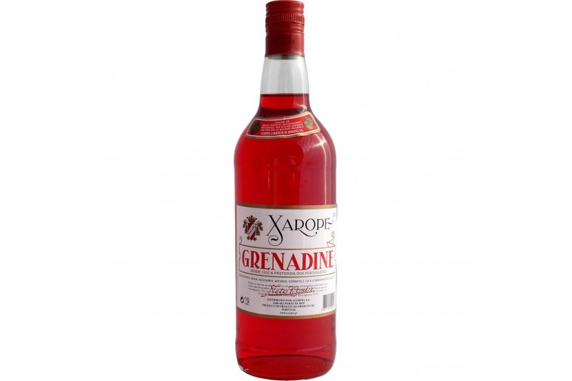 Grenadine Syrup Neto Costa 1 L