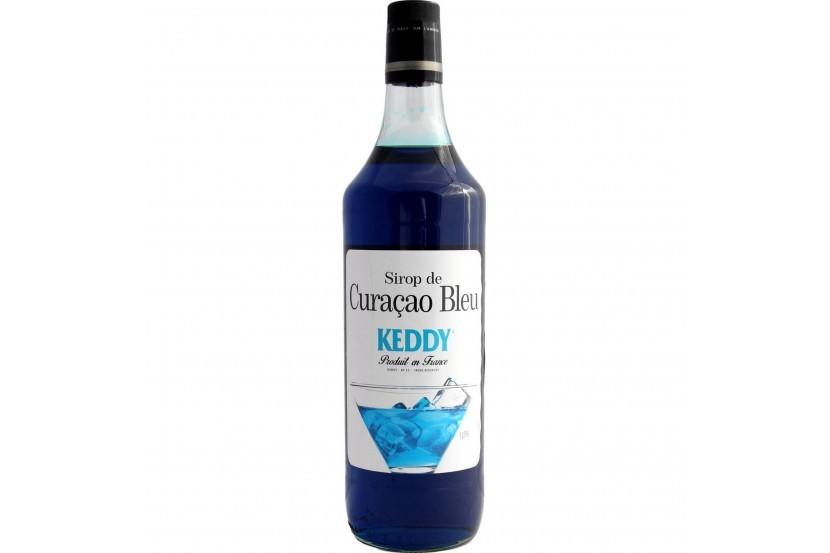 Syrup Keddy Blue Curação 1 L