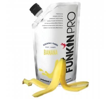 Funkin Polpa Banana 1 L