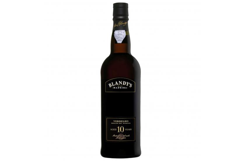 Madeira Blandy's 10 Anos Verdelho 50 Cl
