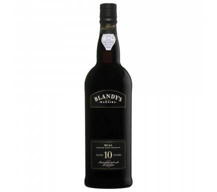 Madeira Blandy's 10 Anos Bual 50 Cl