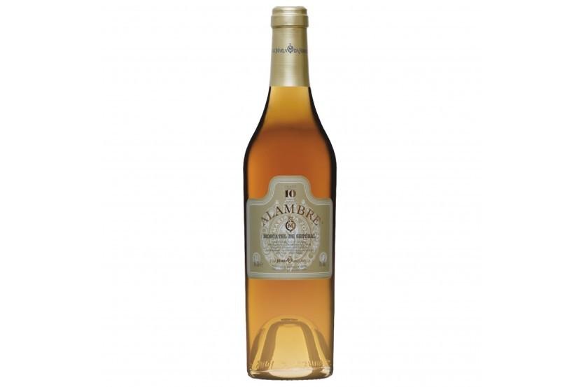 Moscatel Setubal Alambre 10 Anos 50 Cl