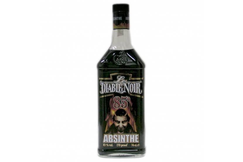 Absinto Diablo Negro (85%) 70 Cl