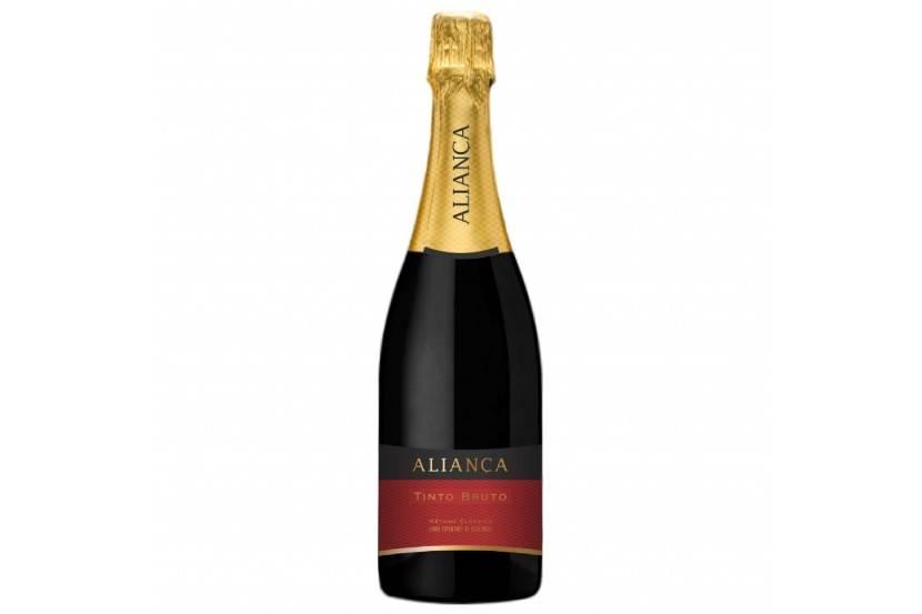 Sparkling Wine Aliança Tinto Bruto 75 Cl