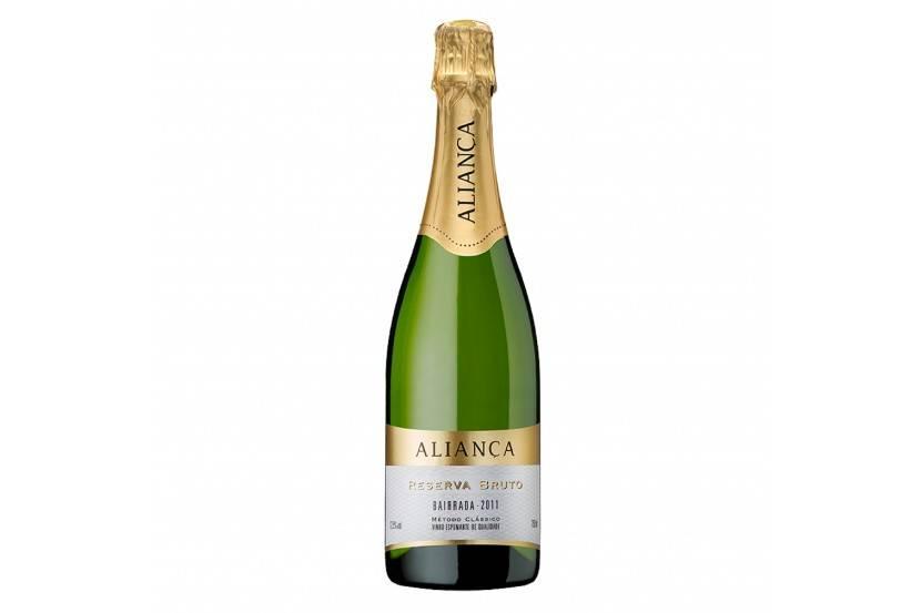 Sparkling Wine Aliança Bairrada Bruto 75 Cl
