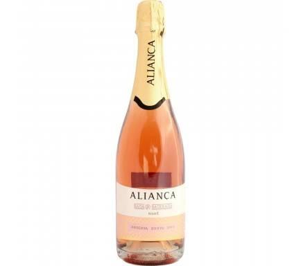 SPARKLING WINE ALIANÇA ROSÉ 75 CL