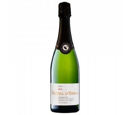 Sparkling Wine Freixenet Castell D'Ordal Brut 75 Cl