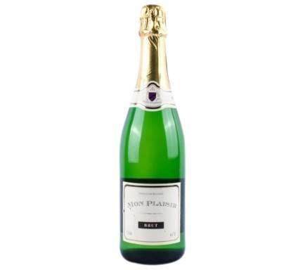 Sparkling Wine Mon Plaisir Brut 75 Cl