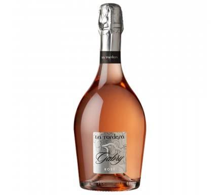 Sparkling Wine Prosécco Tordera Gabry Rosé 75 Cl