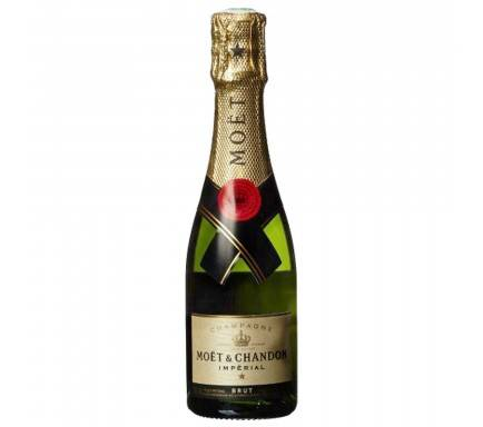 CHAMPAGNE MOET CHANDON 20 CL