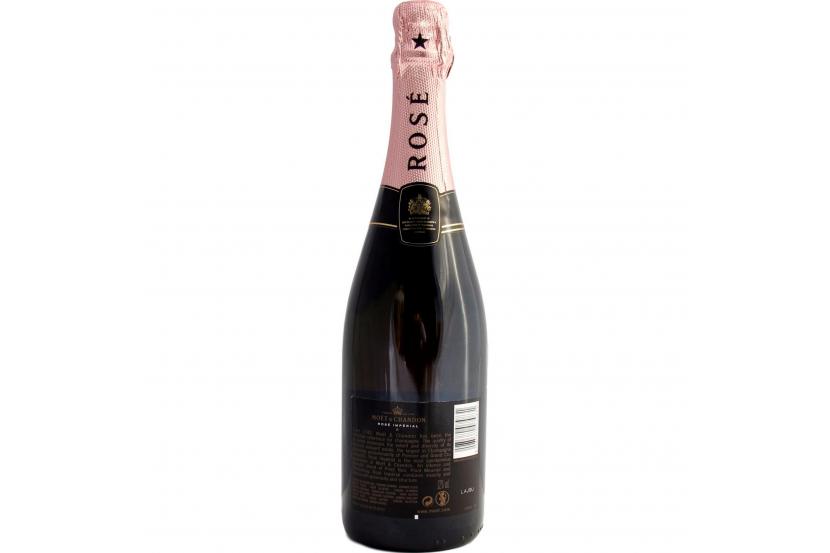 Champagne Moet Chandon Rosé 75 Cl
