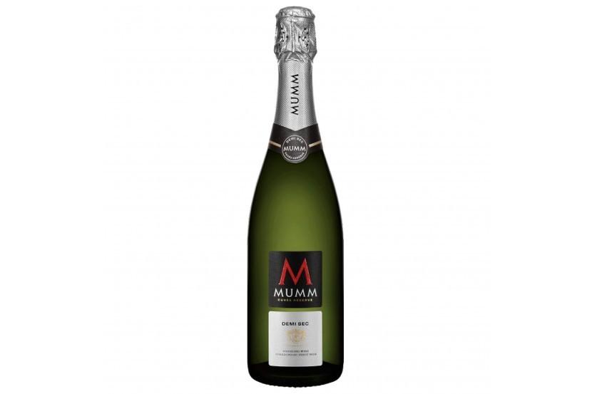 Champagne Mumm Demi Sec 75 Cl