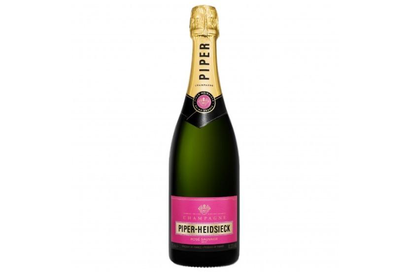 Champagne Piper Heidsieck Rose 75 Cl