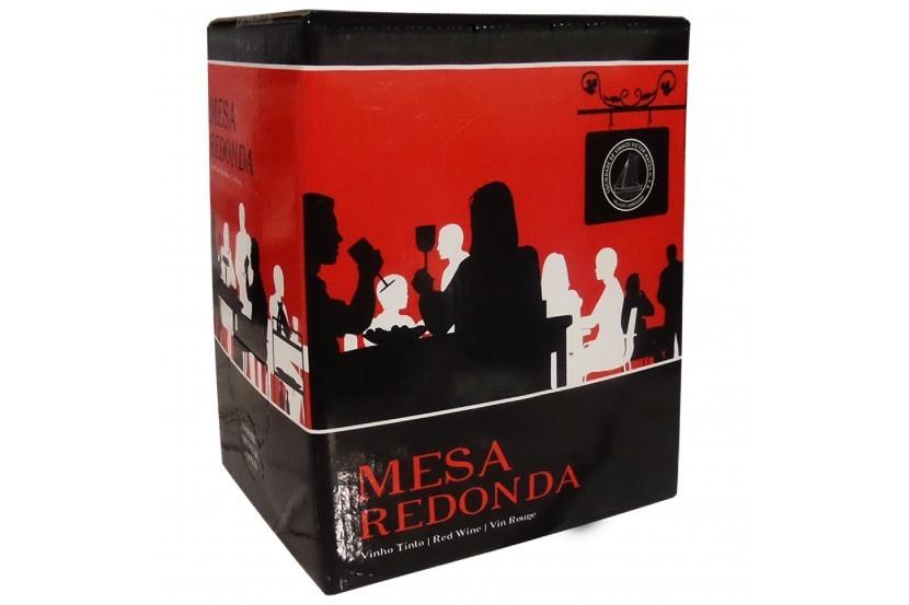 Vinho Tinto Mesa Redonda 5 L