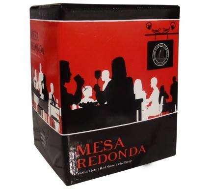 """Vinho Tinto Mesa Redonda 5 L """"""""Bag In Box"""""""""""