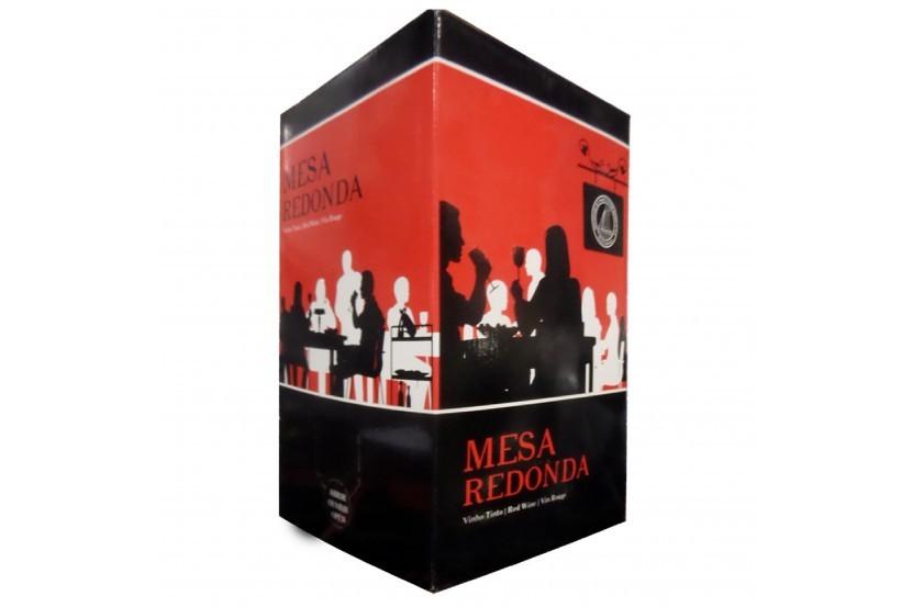 Vinho Tinto Mesa Redonda 10 L